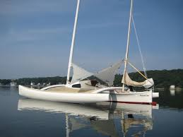 1996 newick catamaran sail boat for sale www yachtworld com