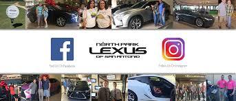 does lexus make minivan north park lexus of san antonio tx lexus dealership