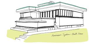 an illustrated guide to frank lloyd wright curbed