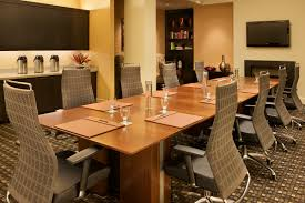 modern conference room table modern meeting rooms union square san francisco hotel abri