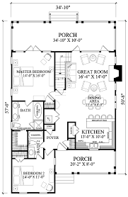 Cape Cod House Plans With Porch House Plan 86106 At Familyhomeplans Com
