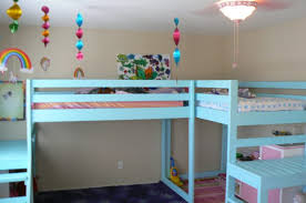 Twin Over Futon Bunk Bed Plans by Bunk Beds L Shaped Bunk Beds Plans Corner Twin Bed Unit L Shaped
