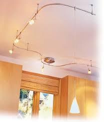 Monorail Pendant Lighting Kitchen Lighting Vaulted Ceiling Creative Lighting Pendants And