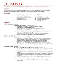 samples of resumes for highschool students 11 amazing media entertainment resume examples livecareer busser resume example