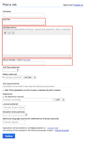 How To Make A Simple Job Resume by A Complete Guide To Posting Jobs On Indeed Com