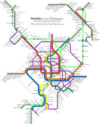 Los Angeles Light Rail Map by Fantasy Transit Maps Better Map Compared Boston City Vs