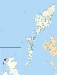 Islas Hébridas Exteriores