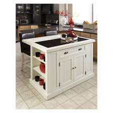 trendy white portable island for small kitchen combined l shaped