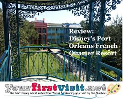 Port Orleans Riverside Map Review Disney U0027s Port Orleans French Quarter Resort