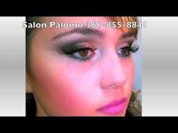 makeup by christina margia of salon palomo hair and nail salon