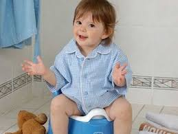 Приучение малыша к горшку. Основные этапы