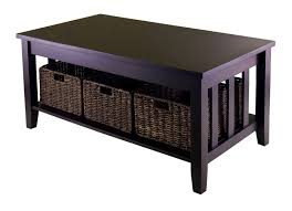 Ikea Wicker Baskets by Bedroom Fetching Design Ideas For Coffee Table Storage Square