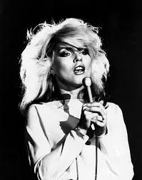 Debbie Harry made it to number