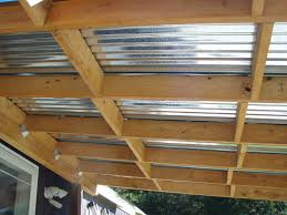 building covered deck on front of mobile home american alps