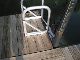 7 step ladder dog ladder boat dock ladders dock steps aqua stairs