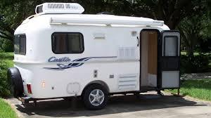 2001 17ft spirit deluxe casita travel trailer remodel twin beds
