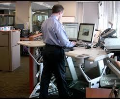 treadmill desk platinum best home furniture decoration
