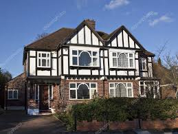 Tudor Style by Tudor Style House In London U2014 Stock Photo Avella2011 5025851