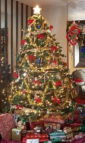Homes With Christmas Decorations by Christmas Decoration Wikipedia