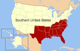 Stati centrali del sud-ovest
