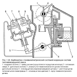 Схема пайки диодов для панели приборов ваз 2107
