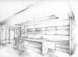 exellent draw kitchen layout anyone can throughout design ideas