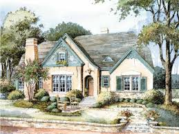 Single Story House Styles English Cottage Style House Plans One Story House Style Design