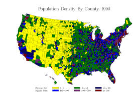 Population Density Map United States by Period 8 Sts Bio 2010 2011 September 2010