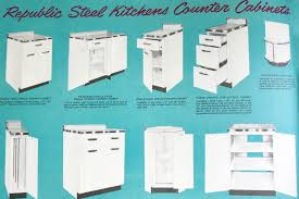 find of the year u2013 youngstown steel kitchen cabinets