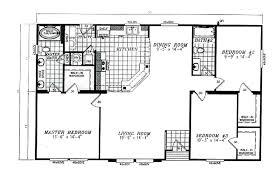 Palm Harbor Mobile Homes Floor Plans by Manufactured Home Floor Plan 2008 Karsten Cl 250a 94cls30503ah08