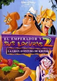 El emperador y sus locuras 2: La gran aventura de Kronk (2005)
