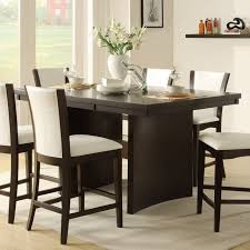 Contemporary Counter Height Dining Table  Interior Home Design - Counter height kitchen table