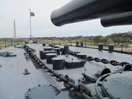 Battleship Texas and San
