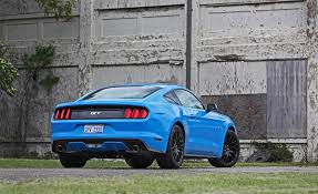 2017 ford mustang in depth model review car and driver