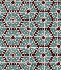 seamless islamic moroccan pattern arabic geometric ornament muslim
