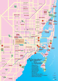 Chicago Ord Terminal Map by Miami Tourist Map Miami Florida U2022 Mappery Miami Pinterest