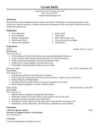 perfect resume example cover letter hairdresser resume sample hairdresser resume template cover letter hair stylist resume examples write a perfect cv hair salon spa fitness classichairdresser resume