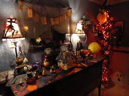Home Interiors Party Catalog Creative Handmade Indoor Halloween Decorations Godfather Style