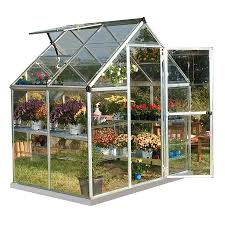Lowes Small House Kits Shop Greenhouses At Lowes Com