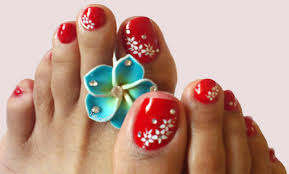 toe nail art the diverse artist valentine s day toe nail art best