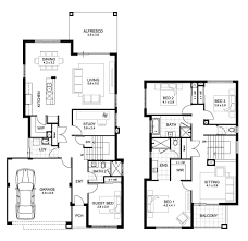 extremely creative 2 storey floor plan house 8 two storey floor