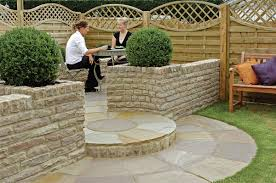 Stone Cladding For Garden Walls by Natural Stone Walling Marshalls