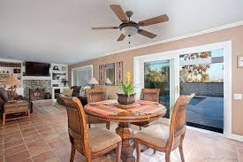 Dining Room Ceiling Fan by Dining Room With Flush Light U0026 Crown Molding In Mission Viejo Ca