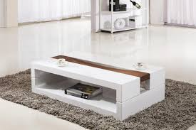 modern wood and glass coffee table coffee tables wonderful white coffee tables design ideas off
