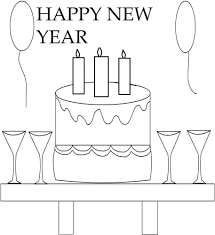 new years coloring pages wallpapers9