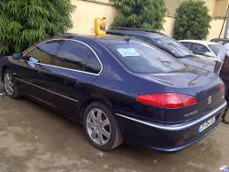 cheap peugeot 1st body non accidental peugeot 607 for sale in lagos tokunbo