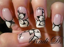 20 french gel nail art designs ideas trends u0026 stickers 2014