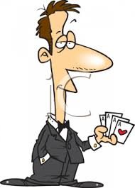 cartoon gamler