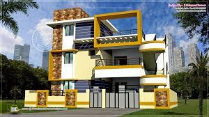 modern 3 floor tamilnadu house design kerala home design and