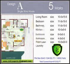 3 marla home design